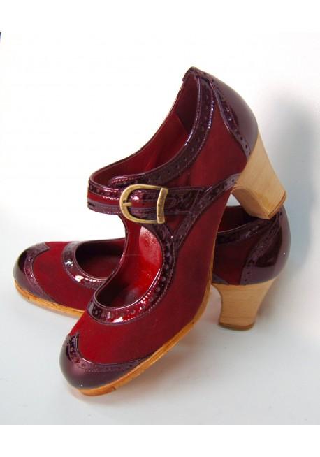 Zapato Flamenco 03